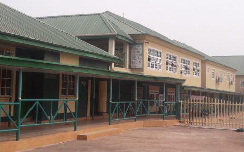 WHH Main Building